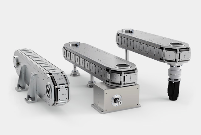 TL SERIES - PRECISION LINK CONVEYORS